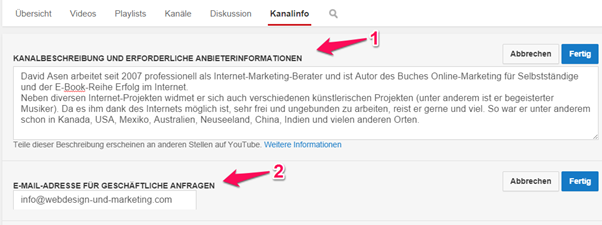 Youtube Tutorial - Abbildung 13