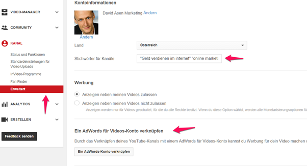 Youtube Tutorial - Abbildung 16