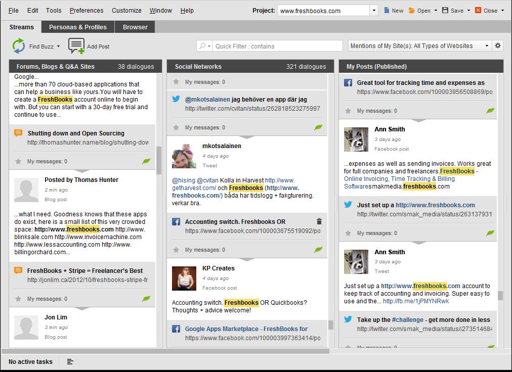 buzzbundle screenshot